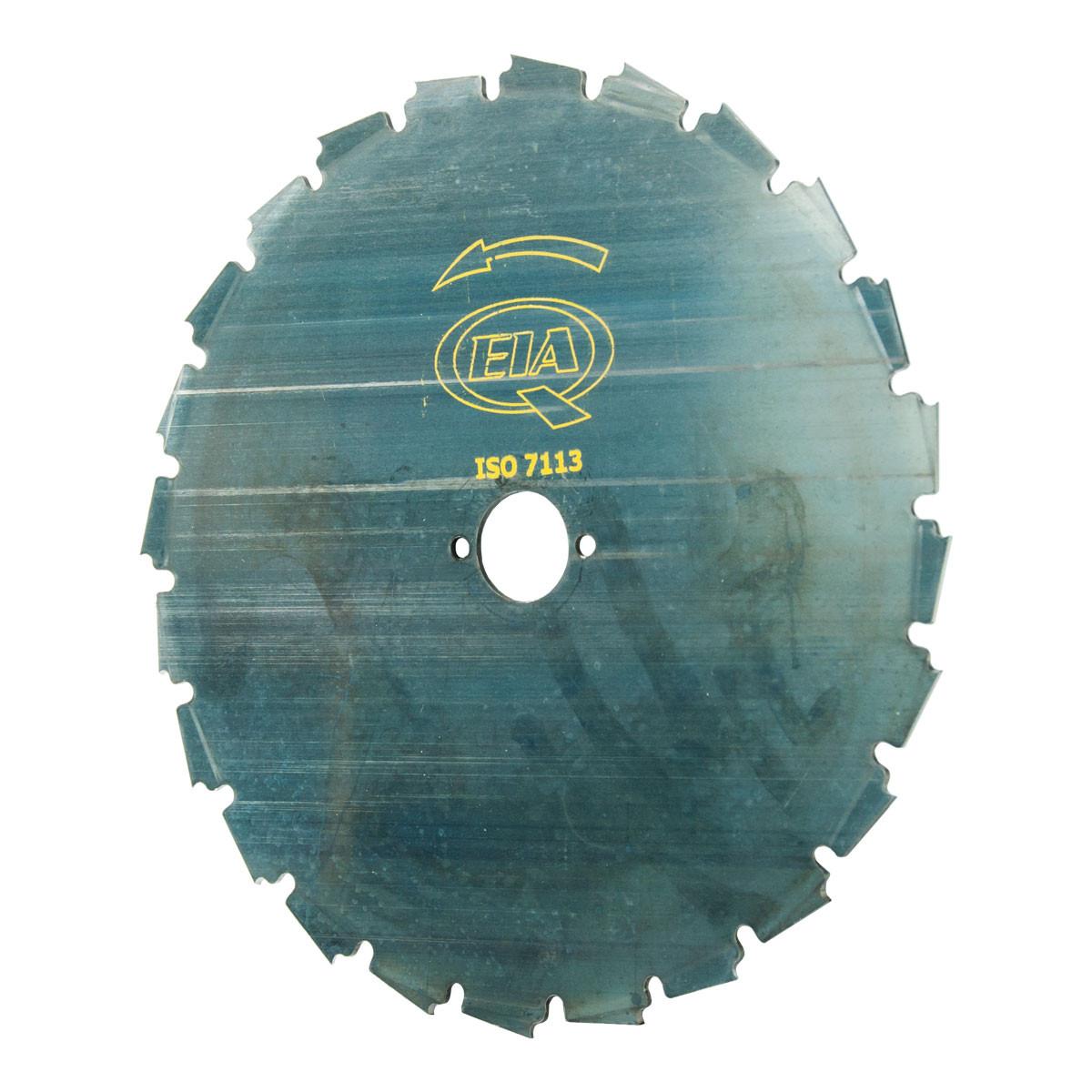 Röjsågsklinga EIA 225 mm/ 25,4 mm hål
