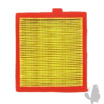 Luftfilter, papper: Loncin, Stiga SV40, SV150, RM45, RV45, Castelgarden