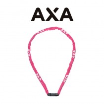Kättinglås AXA Rigid 120cm kombination, rosa