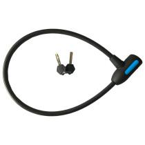 Wirelås PFC, 12x800mm, svart
