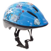 Cykelhjälm KIDZAMO Sailor Jr, blå, 46-53cm