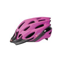 Cykelhjälm X-COOL City, mattrosa 54-58cm