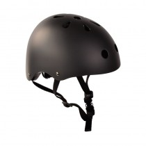 Cykelhjälm X-COOL, mattsvart, 54-58cm