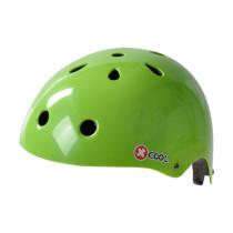 Cykelhjälm X-COOL, grön, 54-58cm