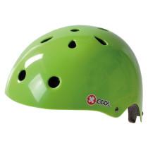 Cykelhjälm X-COOL, grön, 48-54cm