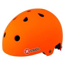 Cykelhjälm X-COOL, mattorange, 59-61cm