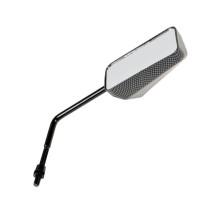Backspegel FORTE: F1, Höger: M8 x 25mm, Carbon