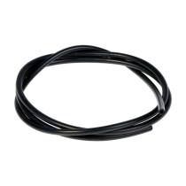 Bränsleslang FORTE svart gummi 2,5/5mm