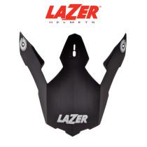 Skärm LAZER  X8 X-Line mattsvart/vit