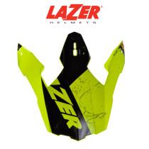 Skärm LAZER  X8 Whip gul/svart