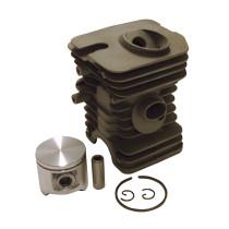 Cylindersats 40mm GREENTEK: Husqvarna 40, Jonsered 2041, Partner 400