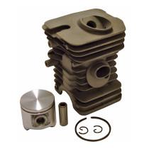 Cylindersats 42mm GREENTEK:Husqvarna 45,245R,Jonsered 2045,Partner 450/460