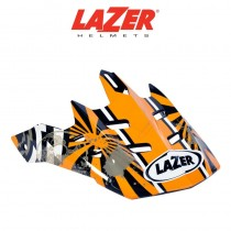 Skärm LAZER  X6 Thunder svart/orange