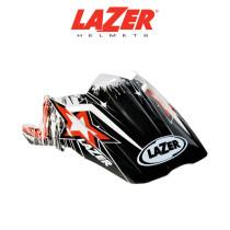 Skärm LAZER  X7 Star svart/röd