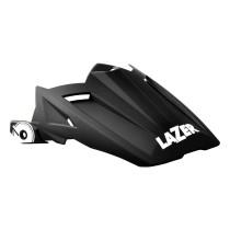 Skärm LAZER  X7 Solid X-line mattsvart/vit