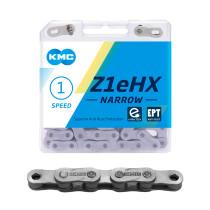 """Kedja 1-v KMC Z1eHX (narrow) EPT, 3/32"""" X 128L, E-Bike"""