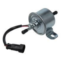 Bränsle pump: Lombardini LDW502, LDW442, 6585.111, 12V el pump