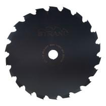 Röjsågsklinga 225 mm STRAND: 25,4mm hål