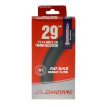 """Slang CHAOYANG 29"""" plus, 76/90-622/630, Racerventil 40mm (29x 3.00-3.50)"""
